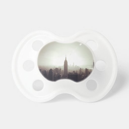 The Empire State Building, NYC Pacifier