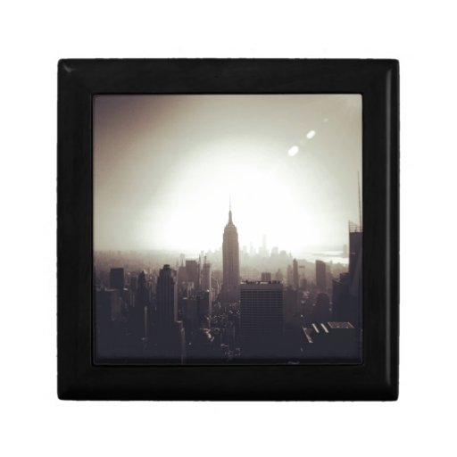The Empire State Building, NYC Keepsake Box