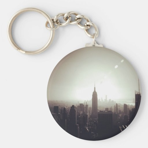 The Empire State Building, NYC Key Chains