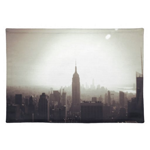The Empire State Building, NYC Placemats