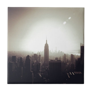 The Empire State Building, NYC Tile