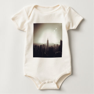 The Empire State Building, NYC Baby Bodysuits