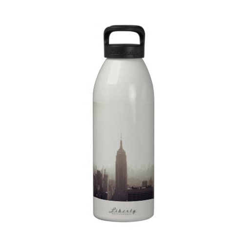 The Empire State Building, NYC Drinking Bottle