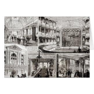 The Empire Theatre, Leicester Square Card