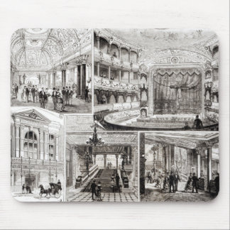 The Empire Theatre, Leicester Square Mouse Mat
