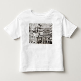 The Empire Theatre, Leicester Square Toddler T-Shirt