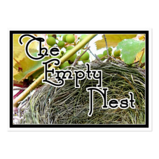The Empty Nest Business Card