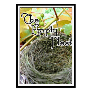 The Empty Nest Business Cards