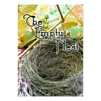 The Empty Nest Business Card Templates