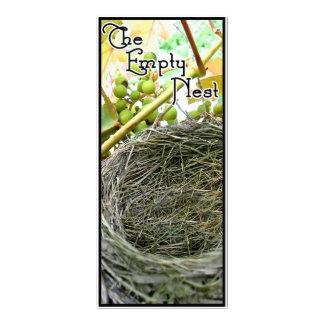 The Empty Nest Custom Rack Card