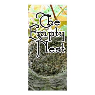 The Empty Nest Custom Rack Cards