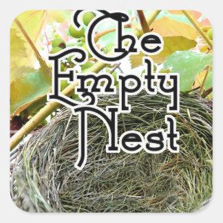 The Empty Nest Stickers