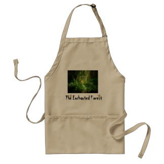 The Enchanted Forest Apron