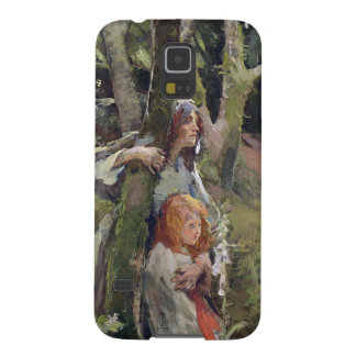 The Enchanted Wood (oil on canvas) Case For Galaxy S5