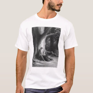 The Enchanter Merlin and the Fairy Vivien T-Shirt