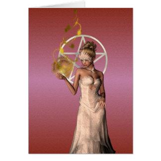 The Enchantress Card