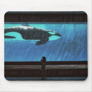 The Encounter Mouse Pad