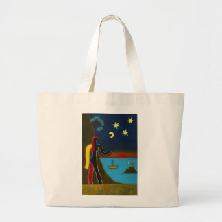 The Encounter with Isis 2009 Jumbo Tote Bag