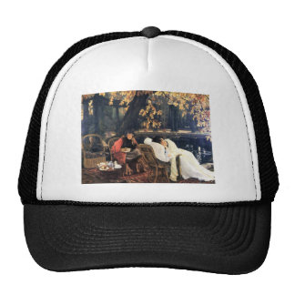 The end by James Tissot Trucker Hats