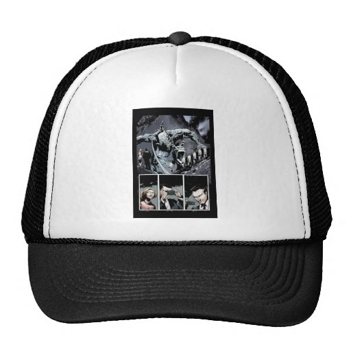 The End Is Totally Nigh Comic Art & Merchandise Trucker Hat
