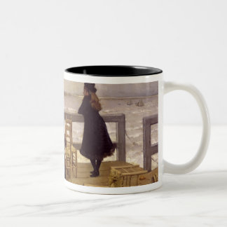 The End of October Two-Tone Coffee Mug