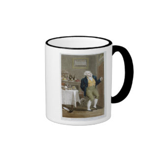 The End of the Gastronomes Ringer Mug