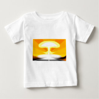 The End Of The Road Baby T-Shirt