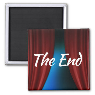 The End Square Magnet
