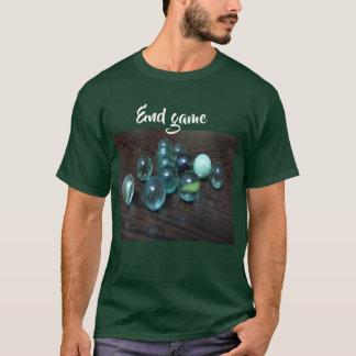 The end written t-shirt