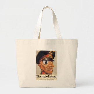 The Enemy World War 2 Bag