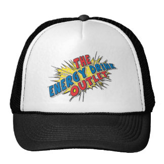 The Energy Drink Outlet - Trucker Hat