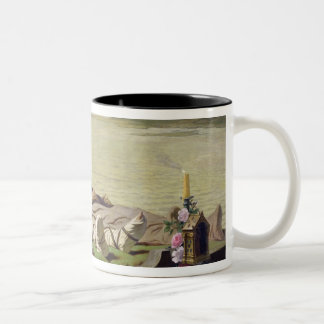 The Enerves de Jumieges, 1880 Two-Tone Coffee Mug