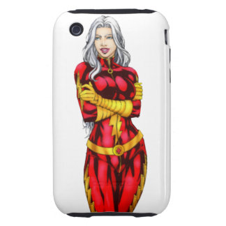 The Enforcer - Waiting on Safe-T-Man! Tough iPhone 3 Case