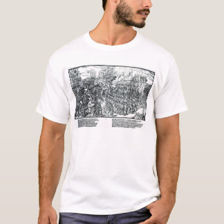 The English Army Marching with Sir Henry Sidney T-Shirt