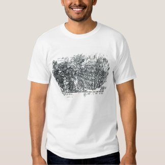 The English Army Marching with Sir Henry Sidney Tshirts