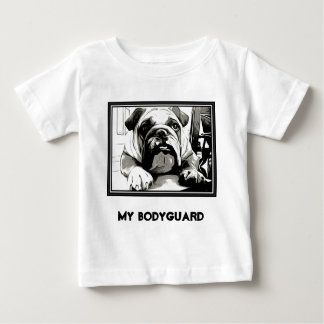 "The "" English Bulldog"" Collection Baby T-Shirt"