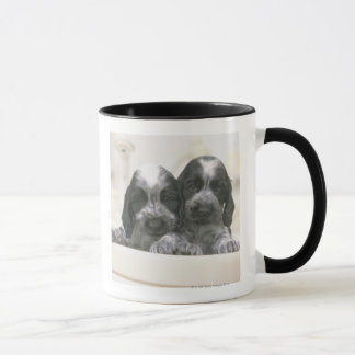 The English Cocker Spaniel is a breed of dog. It Mug
