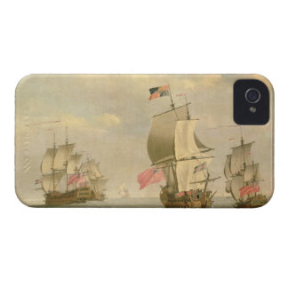 The English Fleet Under Sail iPhone 4 Covers