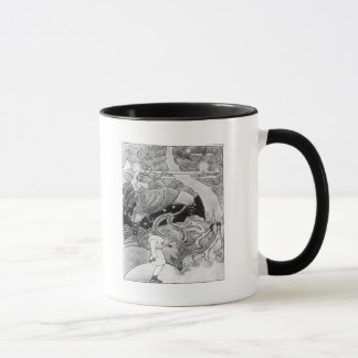 The Enormous Oak Tree is Cut Down Mug