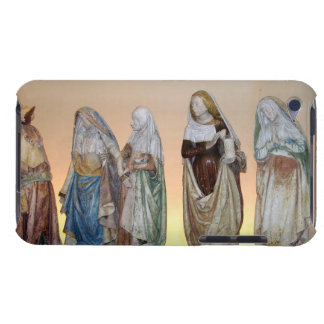 The Entombment, 1490 (painted stone) (detail) 3 Case-Mate iPod Touch Case