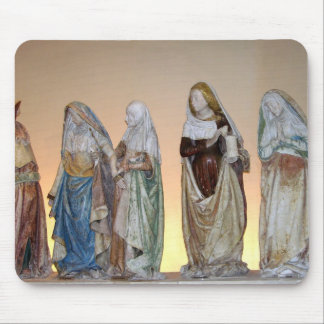The Entombment, 1490 (painted stone) (detail) 3 Mouse Pad