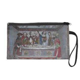The Entombment, c.1523 (painted stone) Wristlet