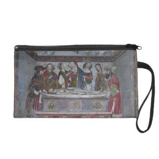 The Entombment, c.1523 (painted stone) Wristlets