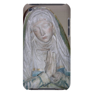 The Entombment, detail of a female saint praying, Case-Mate iPod Touch Case