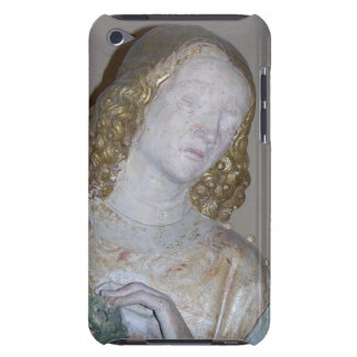 The Entombment, detail of a saint holding the crow Barely There iPod Case