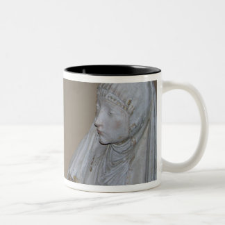 The Entombment, detail of two of the Holy Women, 1 Two-Tone Coffee Mug