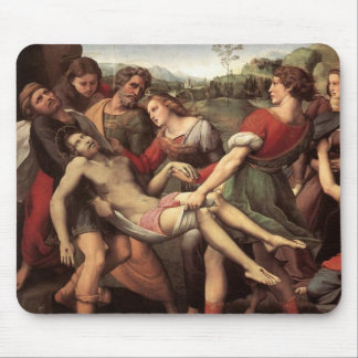 The Entombment Mouse Pad