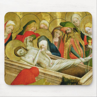 The Entombment, panel from the St. Thomas Mouse Pad