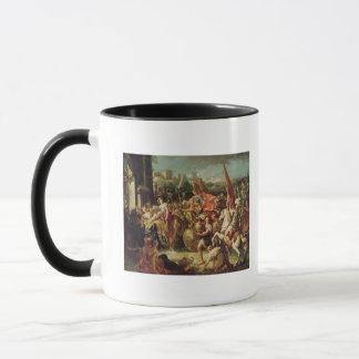 The Entrance of Alexander the Great Mug