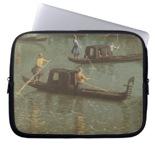The Entrance to the Grand Canal Laptop Sleeve